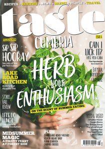 Taste Cumbria Magazine
